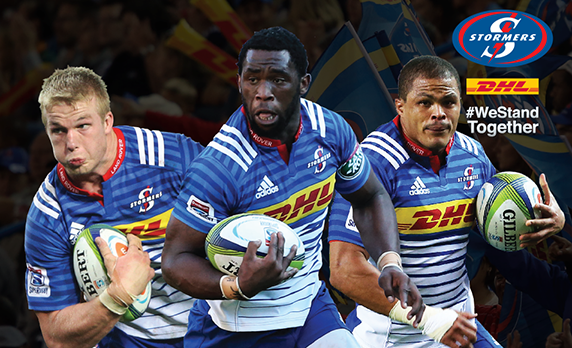 Stormers Picture: RENEW SEASON TICKETS