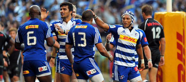 Stormers Picture: 2014 DHL Stormers Friendlies