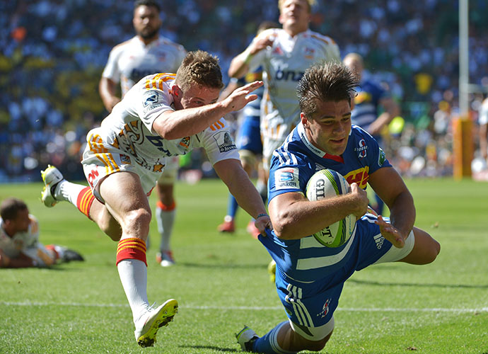 2015 Super Rugby: DHL Stormers v Chiefs