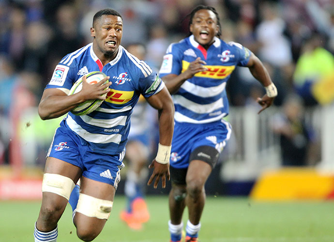 of the Stormers during the Super Rugby match between DHL Stormers ...