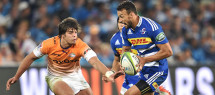 2015 Super Rugby: Toyota Cheetahs v DHL Stormers