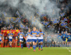 CAPE TOWN, SOUTH AFRICA - JULY 23:  General view during the Super Rugby match between the DHL Stormers and Chiefs at DHL Newlands on July 23, 2016 in Cape Town, South Africa. (Photo by Thinus Maritz/ Gallo Images)