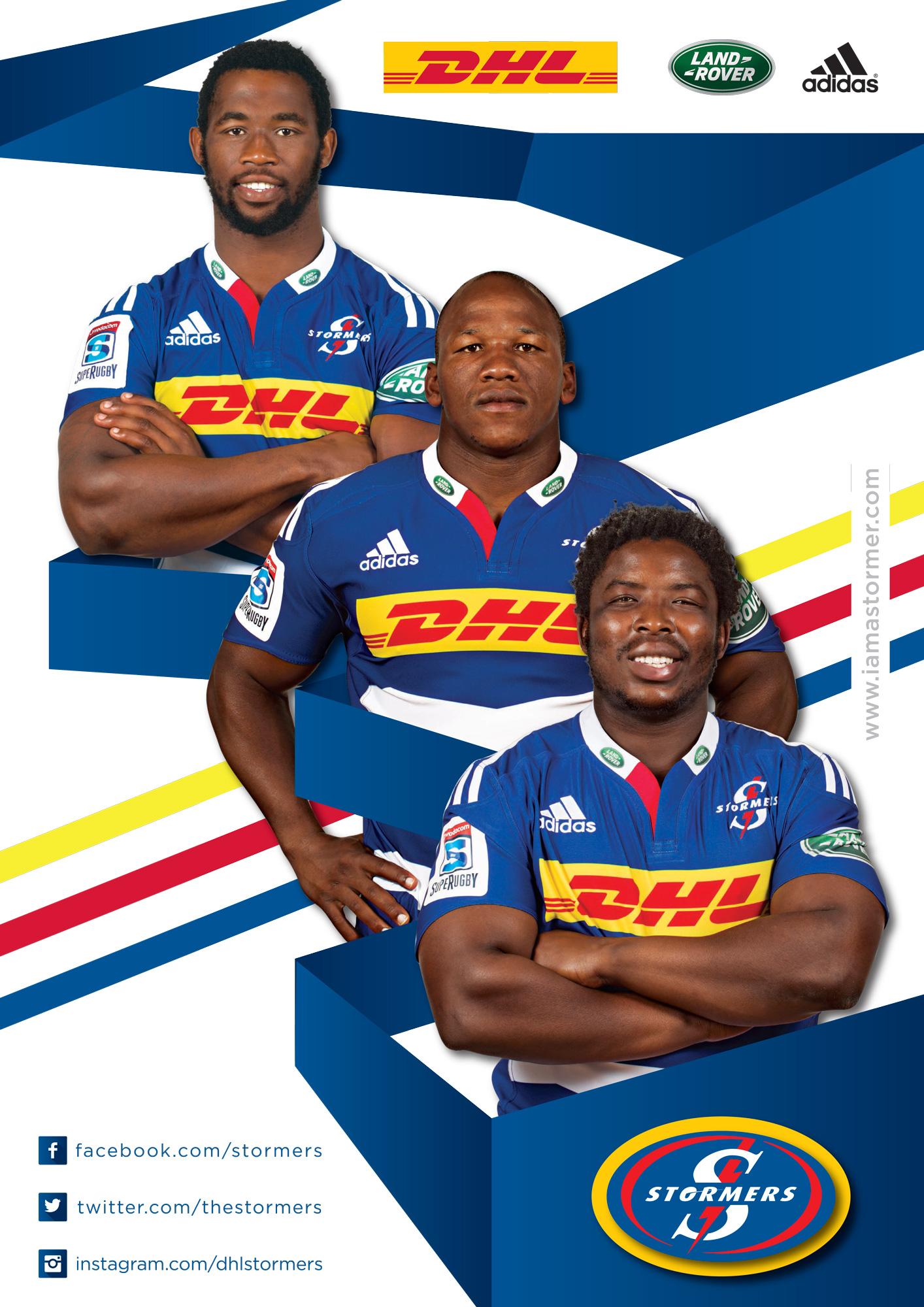 The Stormers Wallpaper