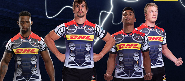 36c59ee29a7 DHL Stormers Thor jersey unveiled
